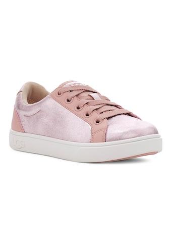 UGG Sneaker »Zilo«, im Metallic Look kaufen