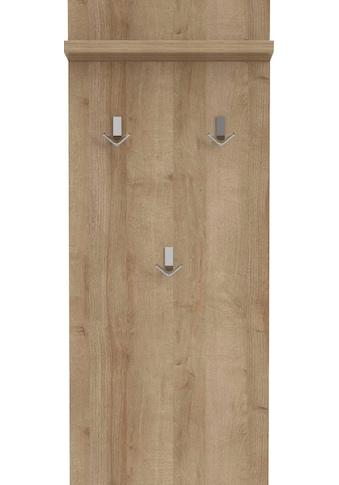 Maja Möbel Garderobenpaneel »CHECK 2539«, mit Ablagefläche, 3 Kleiderhaken kaufen