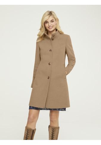 Mantel mit Stehkragen kaufen
