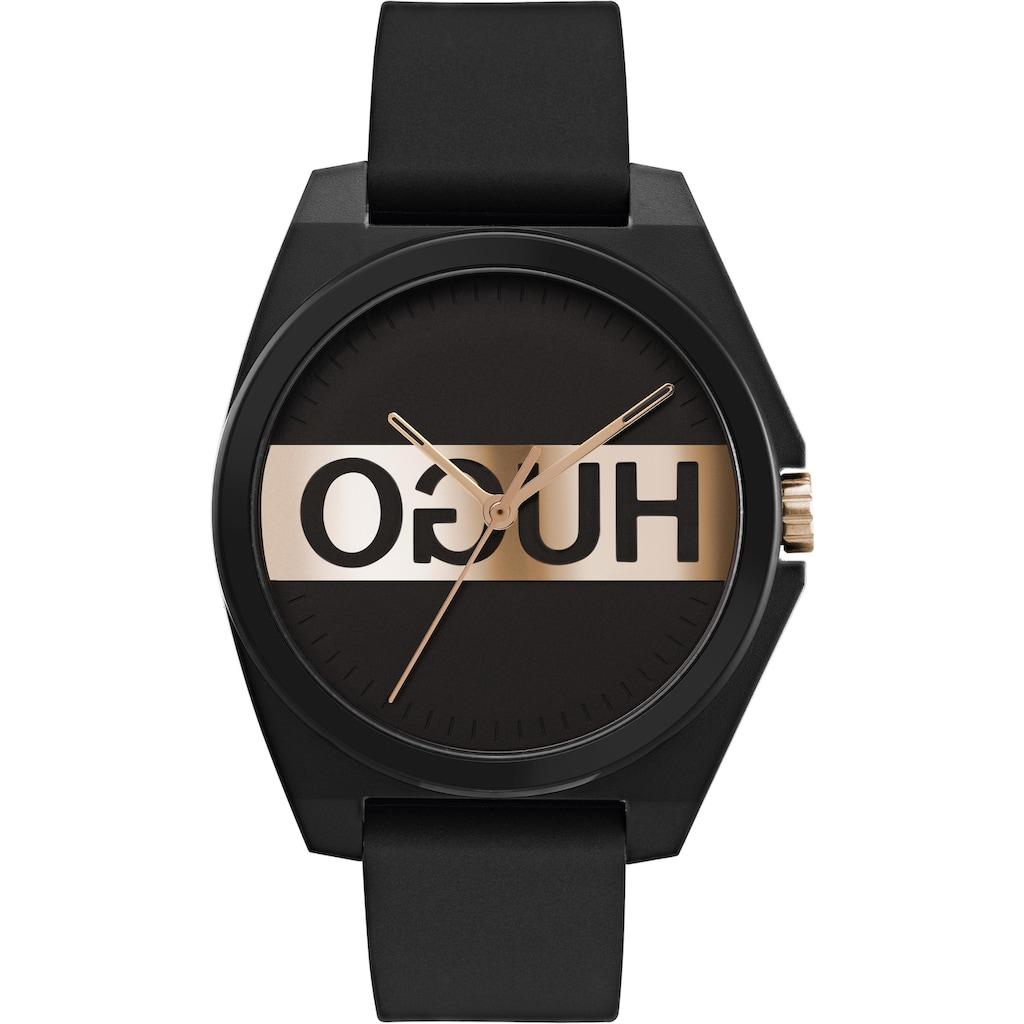 HUGO Quarzuhr »PLAY, 1540019«