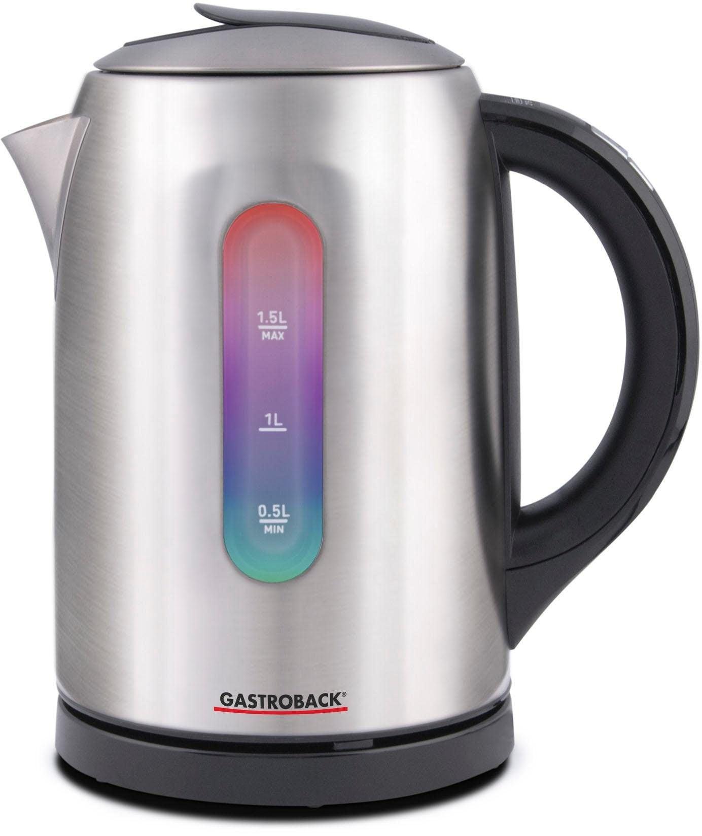 Wasserkocher Edelstahl 4709 Preisvergleich Die Besten Angebote