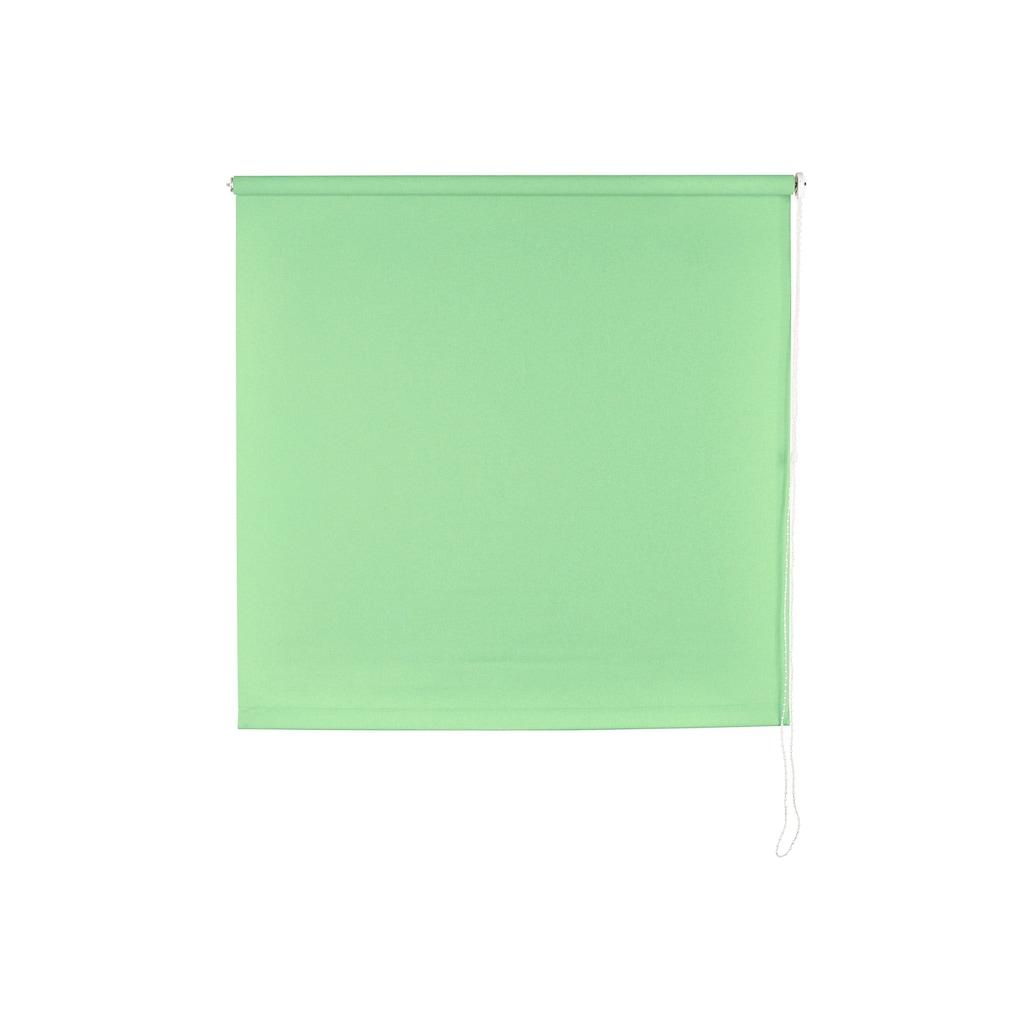 sunlines Seitenzugrollo »Uni«, verdunkelnd, mit Bohren, 1 Stück, schlicht