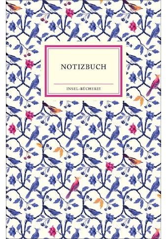 Buch »Insel-Bücherei Notizbuch / Insel Verlag« kaufen