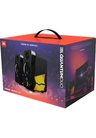 JBL »Quantum Duo« PC - Lautsprecher (Bluetooth) kaufen