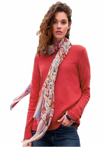 Peter Hahn Modeschal »silk«, . kaufen