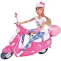 SIMBA Anziehpuppe »Steffi Love, Hello Kitty Scooter«