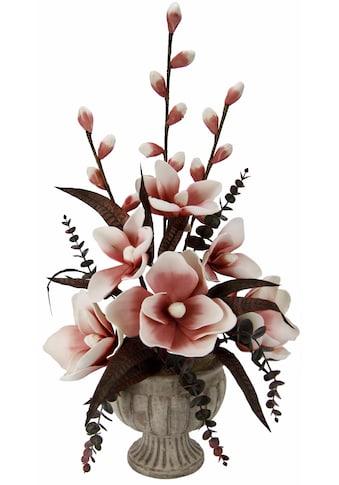 I.GE.A. Kunstpflanze »Soft-Magnolie« kaufen