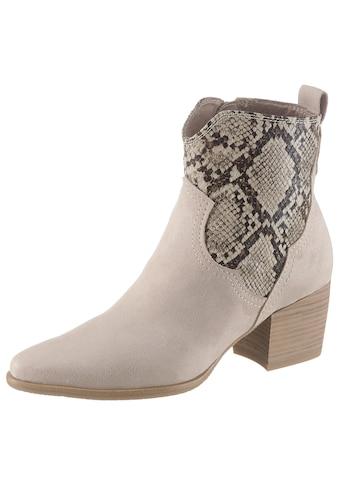 MARCO TOZZI Cowboy Stiefelette »GARI« kaufen