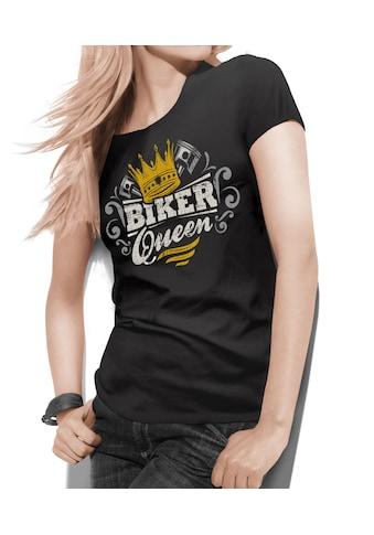 GASOLINE BANDIT® T-Shirt mit tollem Print kaufen