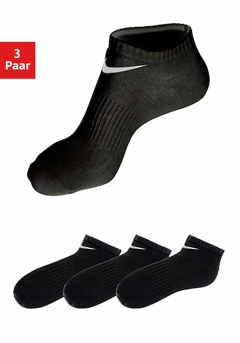 Nike Sneakersocken, (3 Paar), mit Mittelfußgummi kaufen