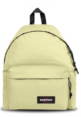 Eastpak Freizeitrucksack »PADDED PAK'R, Icy Yellow«, enthält recyceltes Material... kaufen