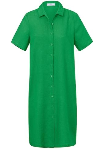 Peter Hahn Abendkleid »Kleid aus 100% Leinen«, Knopf kaufen