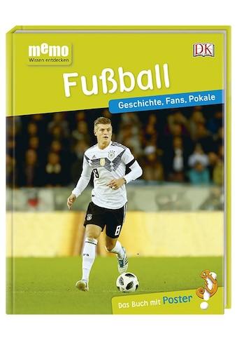Buch memo Wissen entdecken. Fußball / DIVERSE kaufen