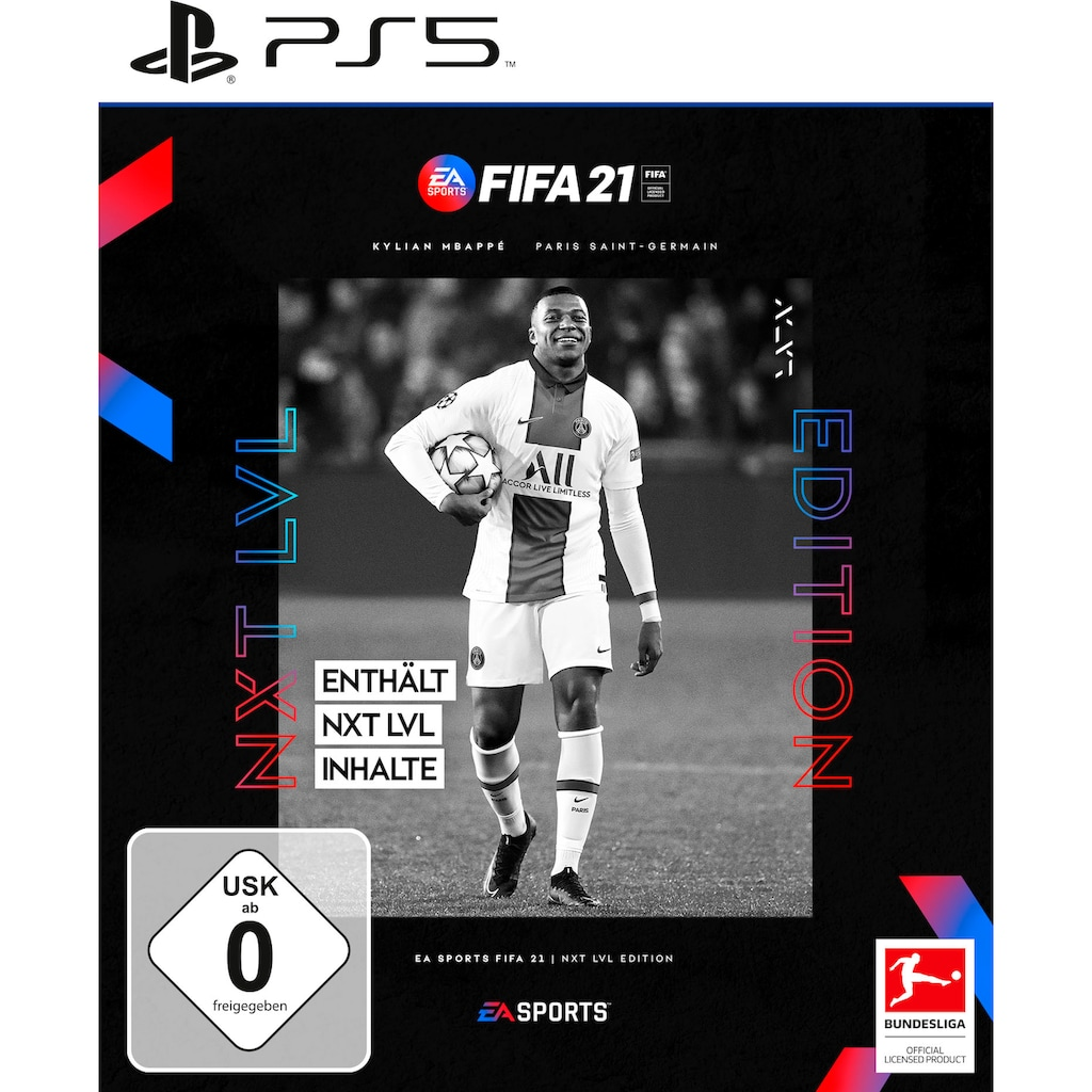 Electronic Arts Spiel »FIFA 21 Next Level Edition«, PlayStation 5