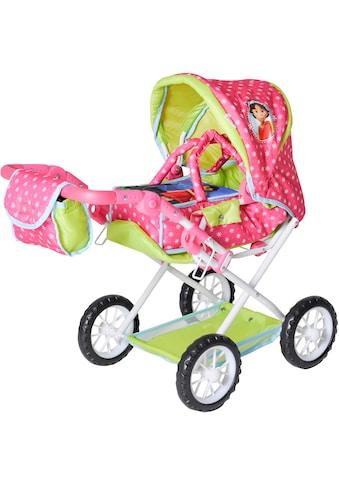 Knorrtoys® Kombi-Puppenwagen »Ruby, Heidi« kaufen
