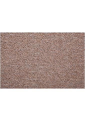 Andiamo Teppichboden »Bob«, rechteckig, 4 mm Höhe, Meterware, Breite 500 cm, antistatisch, lichtecht kaufen