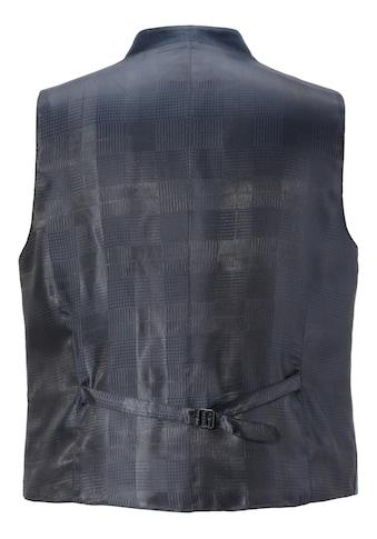 Turi Landhaus Trachtengilet Herren mit verstellbarer Schnalle am Rücken kaufen