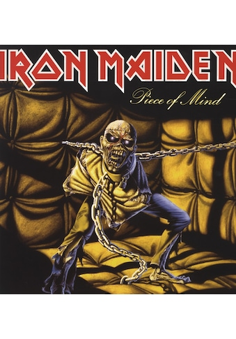 Vinyl »Piece Of Mind / Iron Maiden« kaufen