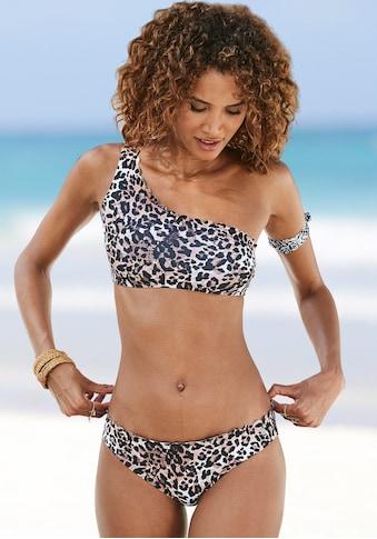 LASCANA Bikini-Hose »Lexa«, Mit Muschelkante kaufen