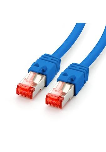 CSL Netzwerkkabel »2x RJ45 verschiedene Längen«, RJ-45 (Ethernet), 1000 cm kaufen