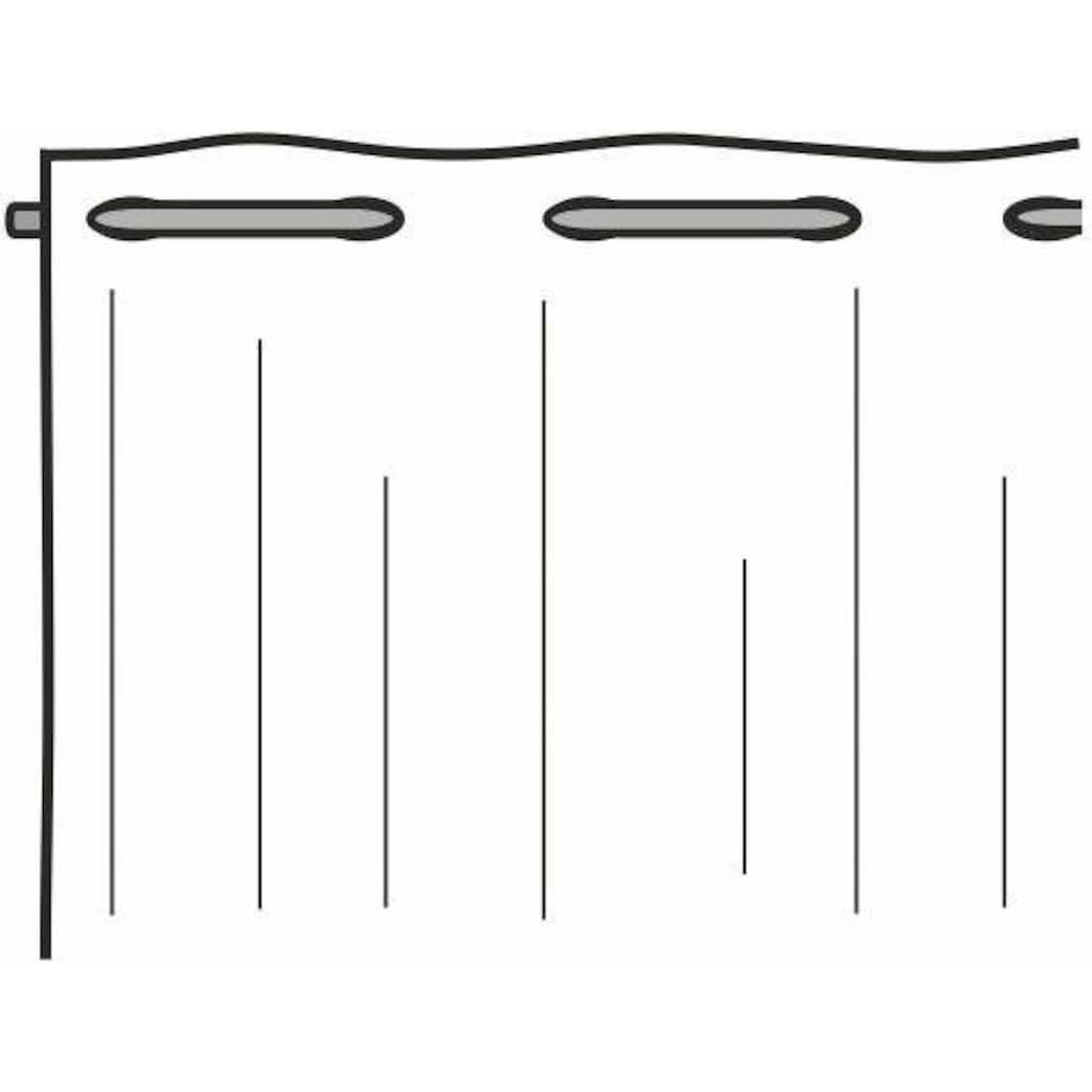 WILLKOMMEN ZUHAUSE by ALBANI GROUP Panneaux »X-Mas«, HxB: 50x135, Jacquard-Panneaux