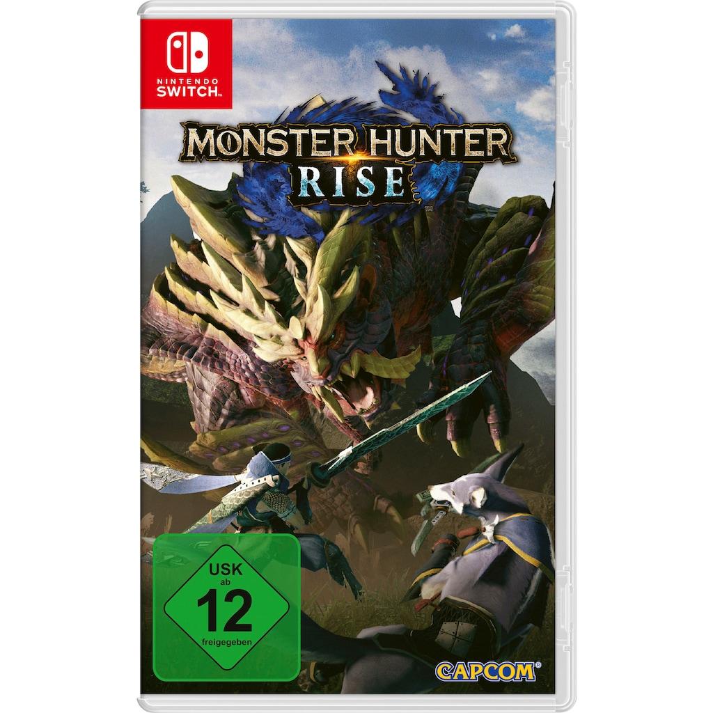 Nintendo Switch Spiel »Monster Hunter Rise«, Nintendo Switch