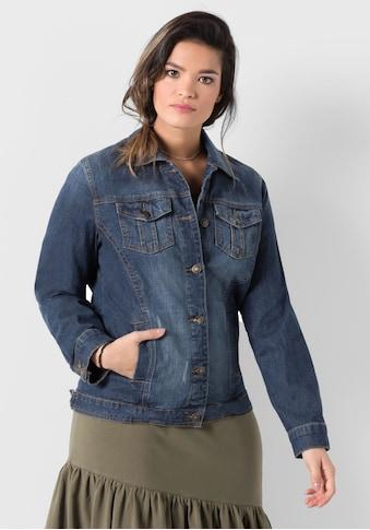 Sheego Jeansjacke kaufen