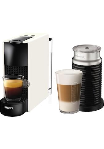 Nespresso Kapselmaschine »NESPRESSO XN1111 Essenza Mini«, mit Aeroccino Milchaufschäumer, 19 bar, sehr kompaktes Deign kaufen