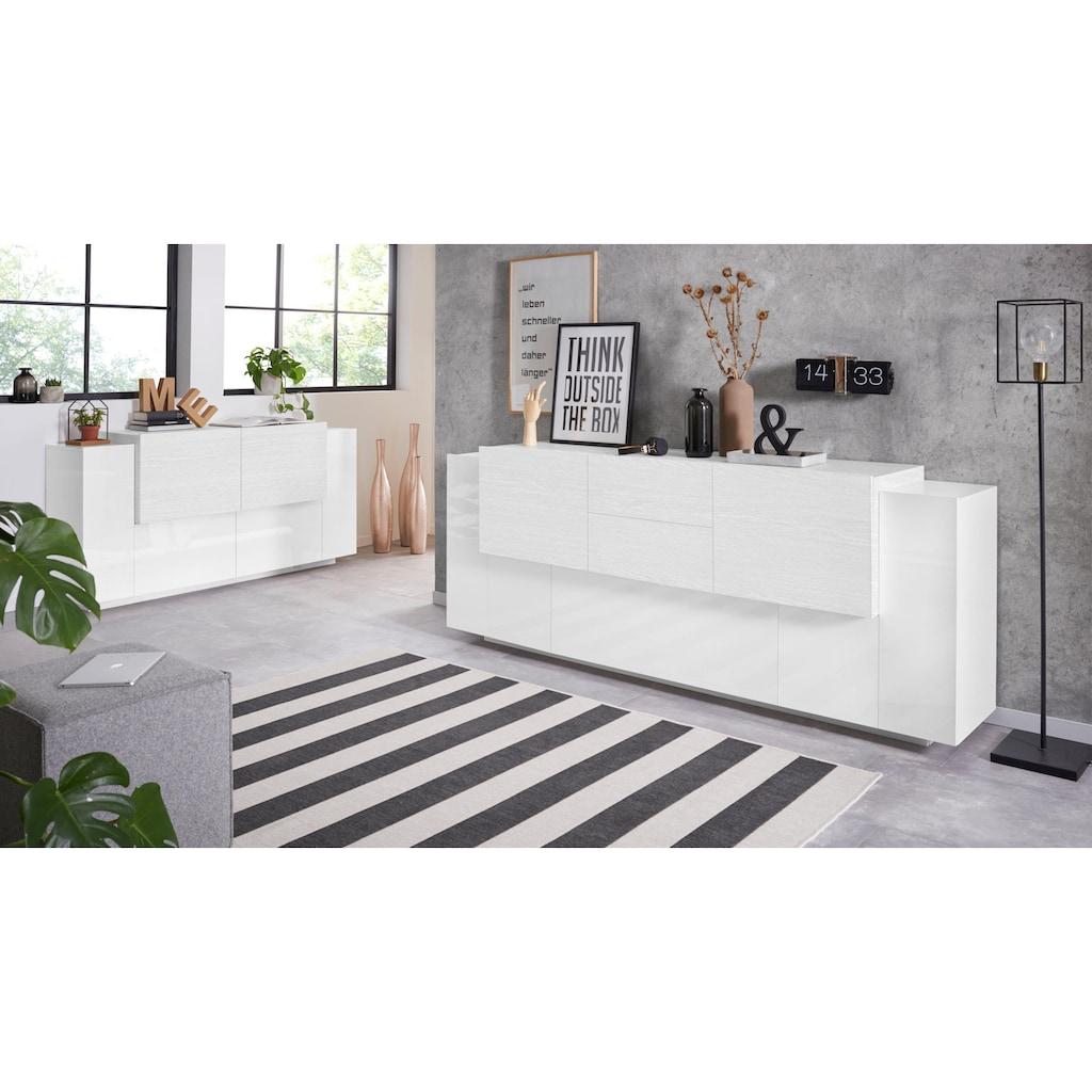 Tecnos Sideboard »Coro«, Breite 220 cm