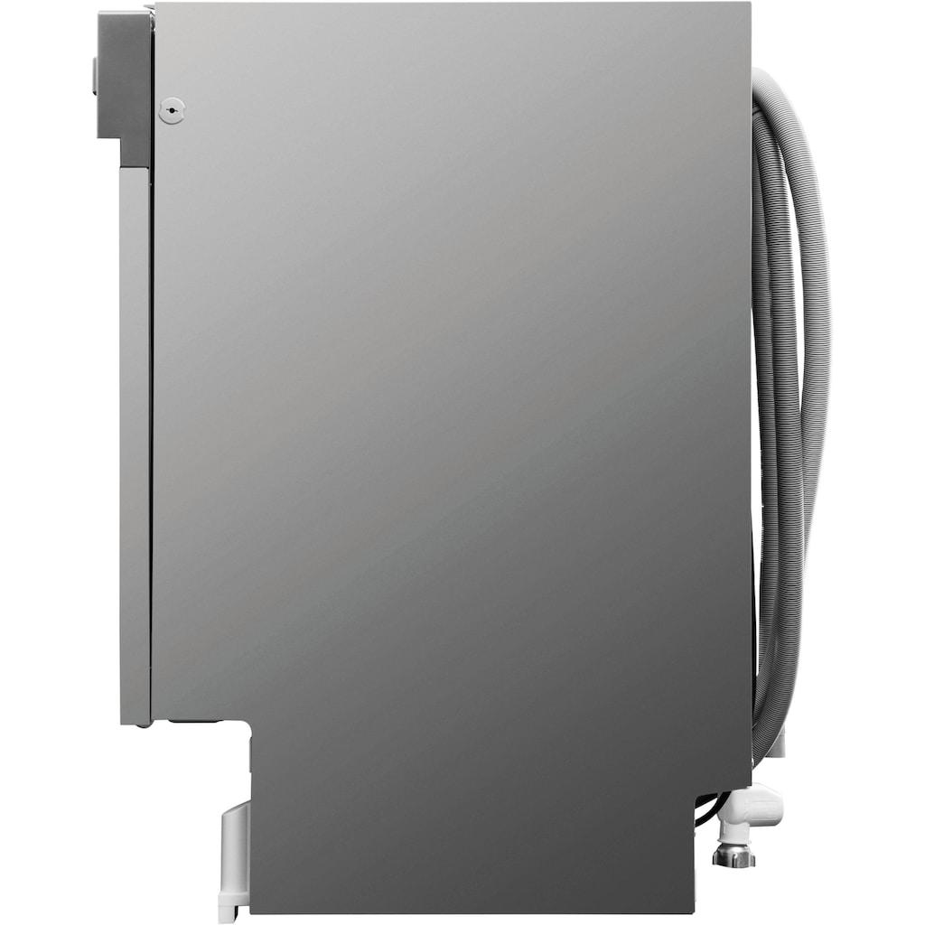 BAUKNECHT teilintegrierbarer Geschirrspüler »BSBO 3O21 PF X«, BSBO 3O21 PF X (2), 10 Maßgedecke