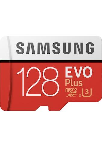 Samsung Speicherkarte »EVO Plus 2020 microSD«, ( UHS Class 10 100 MB/s Lesegeschwindigkeit) kaufen