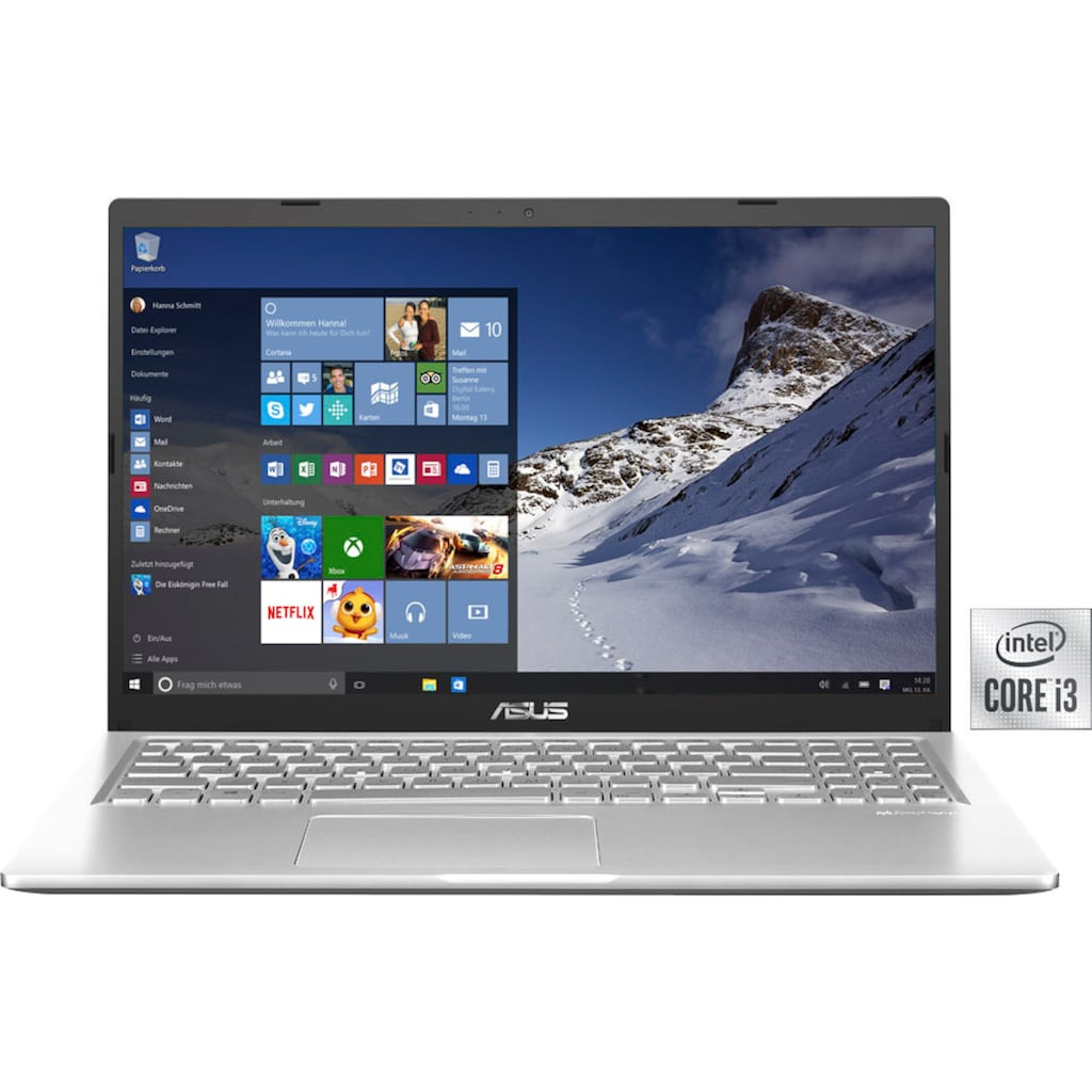Asus Notebook »F515JA-EJ721T«, ( 512 GB SSD)