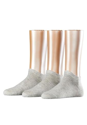 Esprit Sneakersocken »Solid 3-Pack«, (3 Paar), One size fits all (Gr. 36-41) kaufen