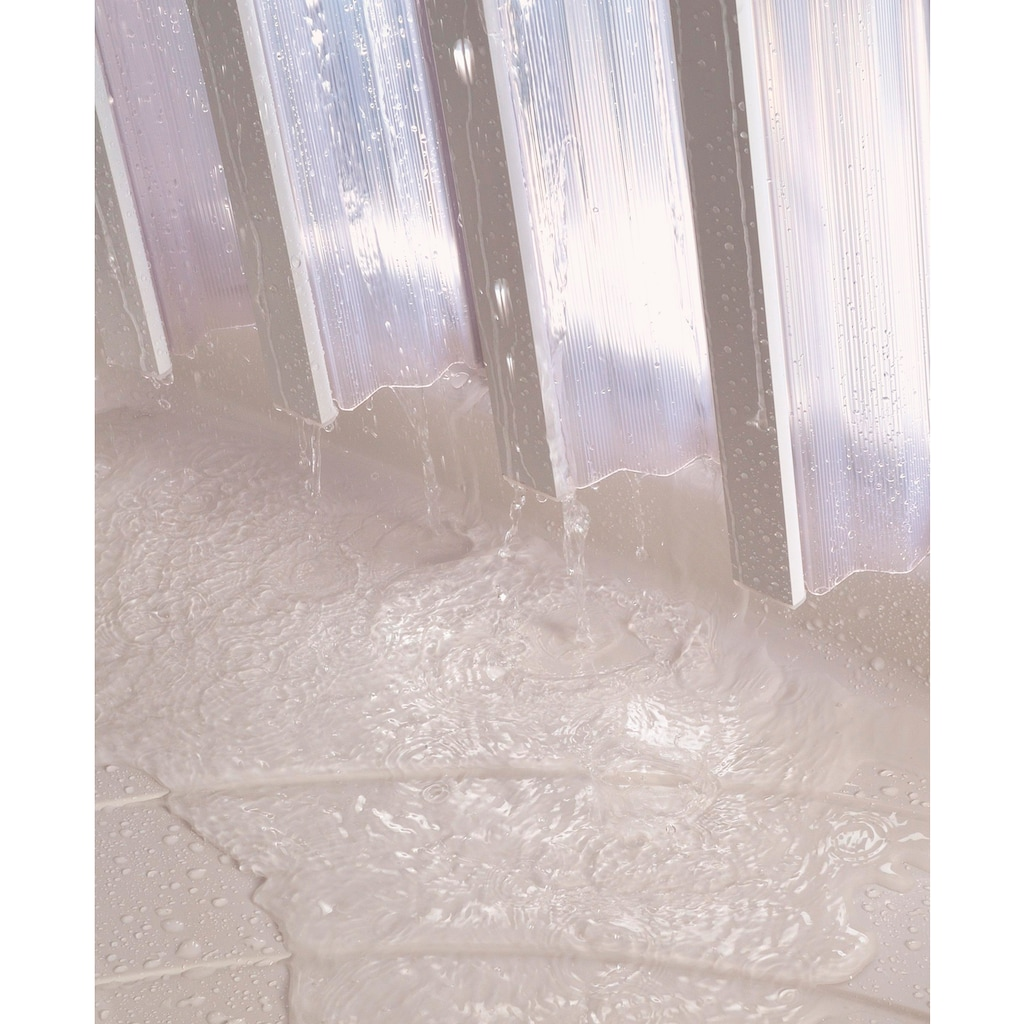 Falttür »Rimini«, mit Faltsystem für großen Einstieg