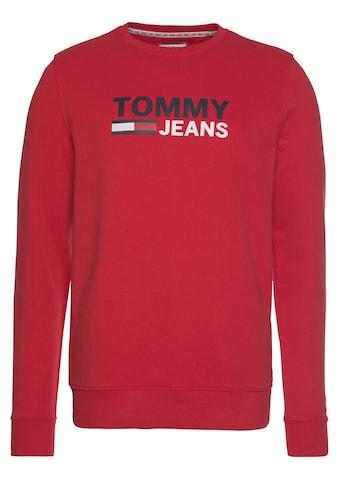 TOMMY JEANS Sweatshirt »TJM CORP LOGO CREW« kaufen