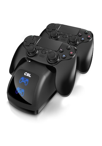 CSL Controller-Ladestation »PS4 Controller Stand Charger / Ladegerät« kaufen