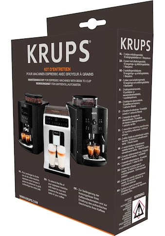 Krups »XS5300« Pflegeset (Set, 14 - tlg.) kaufen
