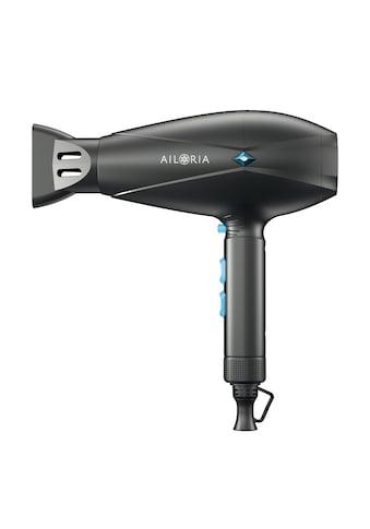 AILORIA Ionic-Haartrockner, 2200 W, 1 Aufsätze, SOUFFLE mit Ionen-Technologie und... kaufen