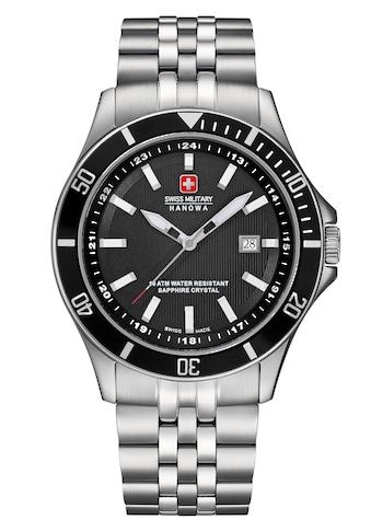 Swiss Military Hanowa Schweizer Uhr »FLAGSHIP, 06-5161.2.04.007« kaufen