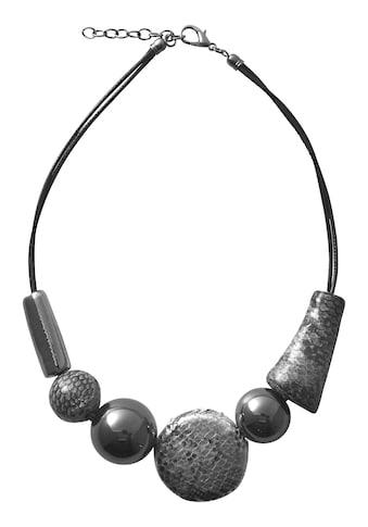 Collier im Schlagen-Design kaufen