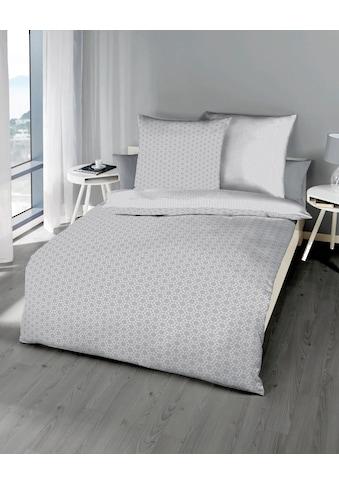 Kaeppel Wendebettwäsche »Moment«, gleichmäßiges Muster kaufen