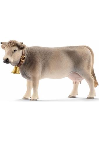 """Schleich® Spielfigur """"Farm World, Braunvieh Kuh (13874)"""" kaufen"""