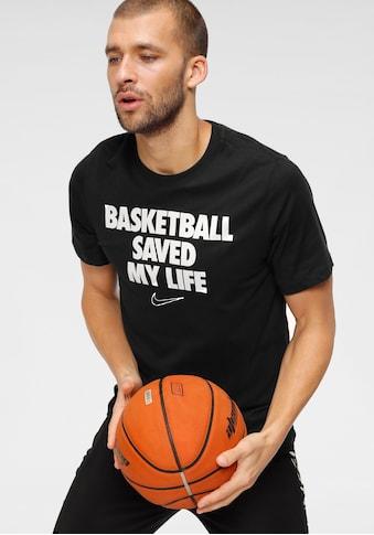 Nike T - Shirt »M NK DRY TEE VERB MY LIFE« kaufen