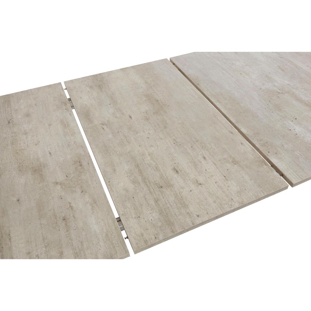 Tecnos Esstisch »Praktika«, ausziehbar auf 300 cm