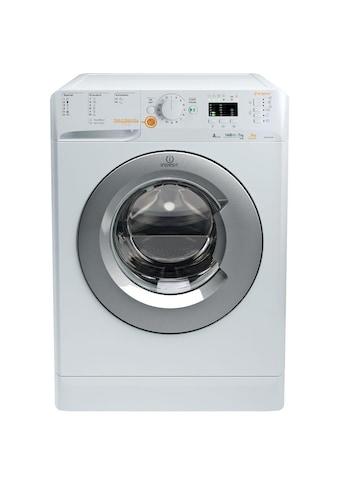 Waschtrockner, Indesit, »XWDA 751480X WSSS EU« kaufen