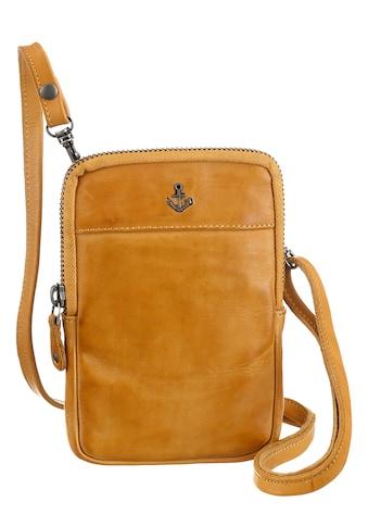 HARBOUR 2nd Mini Bag »B3-1548 al-kl-Benita«, aus griffigem Leder mit typischen Marken-Anker-Label kaufen