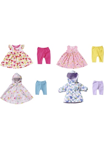 Baby Born Puppenkleidung »Deluxe 4 Jahreszeiten«, (Set, 8 tlg.) kaufen