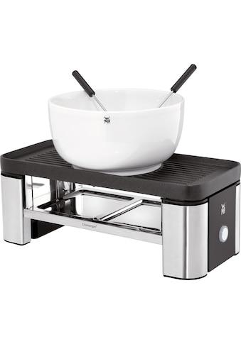 WMF Raclette und Fondue-Set »KÜCHENminis® für Zwei«, 3 St. Raclettepfännchen, 370 W kaufen