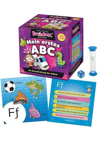 """Spiel, """"BrainBox, Mein erstes ABC"""" kaufen"""