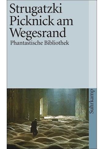 Buch »Picknick am Wegesrand / Arkadi Strugatzki, Boris Strugatzki, Aljonna Möckel,... kaufen
